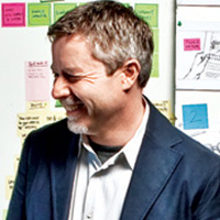 Tim Brown, President and CEO, IDEO; author, Change by Design—