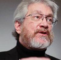 "Alex ""Sandy"" Pentland, cocreator, MIT Media Lab; author, Social Physics"